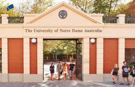 دانشگاه نوتردام استرالیا