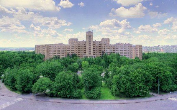 دانشگاه کارازین خارکف اوکراین