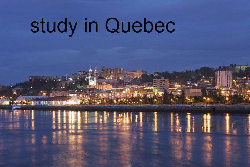 تحصیل در کبک کانادا